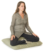 Buckwheat Zafu Meditation Cushion