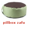 Pillbox Buckwheat Zafu