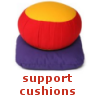 Meditation Support Cushion