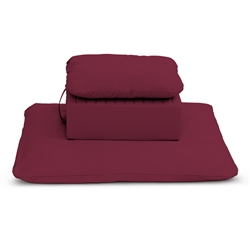 Deluxe Gomden Meditation Cushion Set