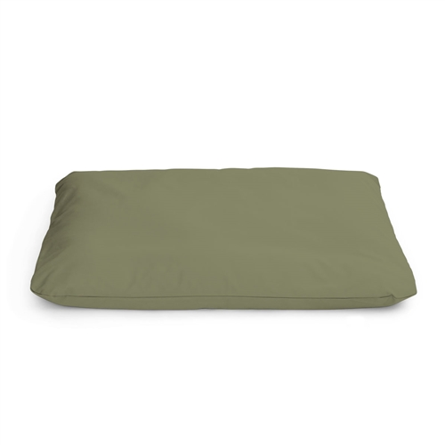Zabuton Floor Cushions : Zabuton Cushion with ECO/ Fabric (4.5 in loft) Samadhi Cushions
