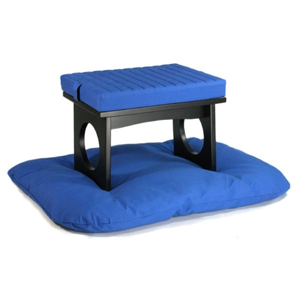 Cloud Meditation Bench Set - Zen Black