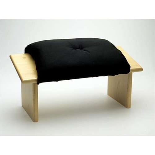 Kneeling Meditation Seiza Bench From Zen With Cushion