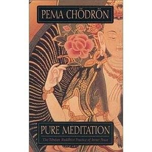 Pure Meditation: The Tibetan Buddhist Practice of Inner Peace by Pema Chodron