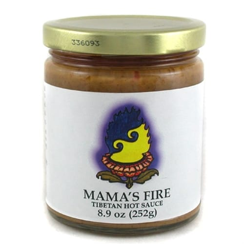 Mama's Fire Traditional Tibetan Hot Sauce
