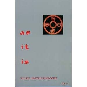 As It Is: Volume II -- by Tulku Urgyen Rinpoche