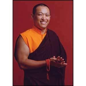 Sakyong Mipham Rinpoche Welcoming 5X7