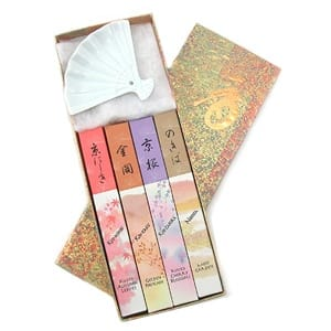 Shoyeido Daily Gift Set Japanese Incense