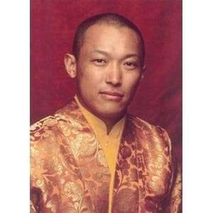 New Sakyong Mipham Rinpoche Shrine Photo 8x10