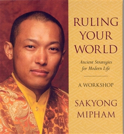 Ruling Your World: Ancient Strategies for Modern Life - audio.