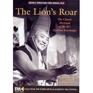 The Lion's Roar: The Life and Times of Tibetan Master His Holiness the 16th Karmapa -- DVD