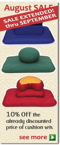 Meditation Cushion Sets ON SALE