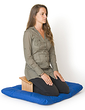 Kneeling Meditation Bench