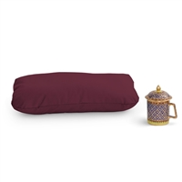 Zafu Support Cushion with Zippered Cover